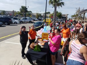 Event at Coastal North Town Center