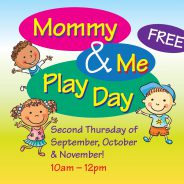 Mommy & Me Play Day