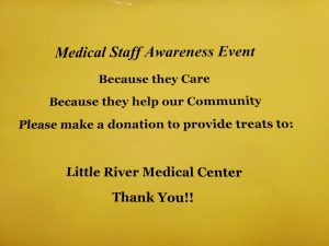 """Image showing the """"Little River Medical Center """"Caring at Heart"""" Event"""