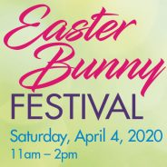Easter Bunny Festival – CANCELLED